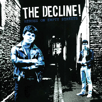 "Decline!, The ""Heroes on empty streets"" CD (lim. DigiPac)"