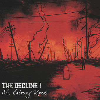 "Decline ""12A Calvary Road"" CD (DigiPac)"
