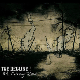 "Decline ""12A Calvary Road"" LP"