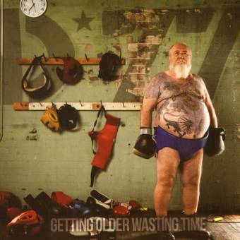 "Decreto 77 ""Getting older wasting time"" CD (DigiPac)"