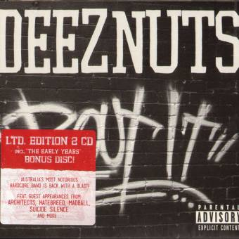 "Deez Nuts ""Bout it"" DoCD (lim. DigiPac)"