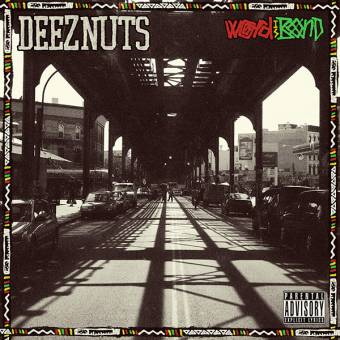 "Deez Nuts ""Word is bond"" LP+CD (black)"