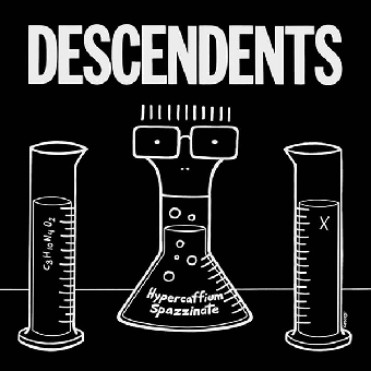 "Descendents ""Hypercaffium Spazzinate + Spazzhazard"" Deluxe CD"