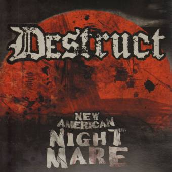 "Destruct ""New American Nightmare"" LP"