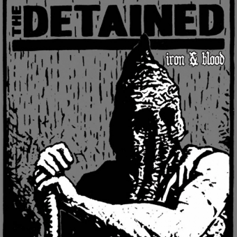 "Detained ""Iron & Blood"" EP 7"" (lim. 200, splatter)"