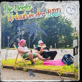 "Dorks, Die ""Urlaub in der BRD"" CD"