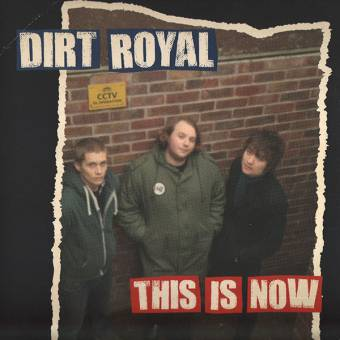"Dirt Royal ""This is now"" LP (black)"