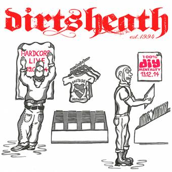 "Dirtsheath ""Same Old Shit"" 7"" EP + CD (lim.100)"