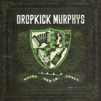 """Dropkick Murphys """"Going Out in Style"""" LP+CD (lim. white, 180gramm)"""