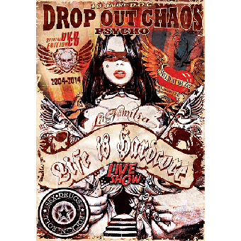 "Drop Out Chaos ""10 Jahre - Live in Berlin"" DVD+CD"
