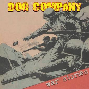 "Dog Company ""War Stories"" CD (+ Bonustrack)"