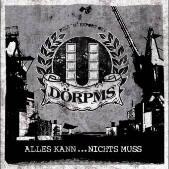 """Dörpms """"Alles kann, nichts muss!"""" CD (DigiPac)"""