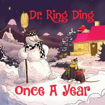 "Dr. Ring Ding ""Once a year"" LP+MP3"