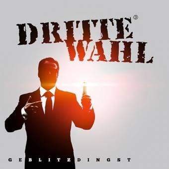 "Dritte Wahl ""Geblitzdingst"" CD (lim. DigiPac)"
