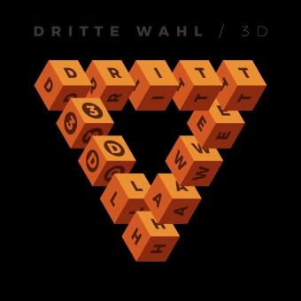 """Dritte Wahl """"3D"""" LP (black, + """"Zusammen"""" 7"""")"""