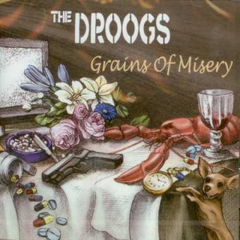 Droogs,The - Gains of Misery CD