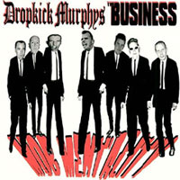 Split Dropkick Murphys / The Business - Mob Mentality CD