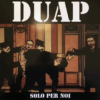 "Duap ""Solo per noi"" LP (lim. 400, black) + CD"