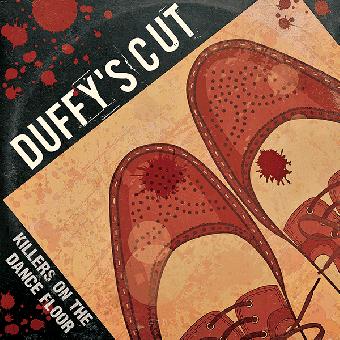 "Duffy`s Cut ""Killers on the Dance Floor"" LP (lim. 400, black) + MP3"