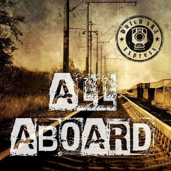 "Dutch Ska Express ""All aboard"" LP (lim. 250, black)"