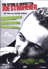 "Joe Strummer ""The Future is unwritten"" DVD"