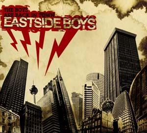Eastside Boys - The Boys are back in Town CD