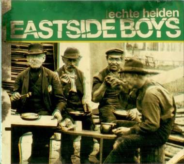 Eastside Boys - Echte Helden CD (DigiPac)