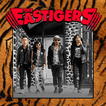 "Eastigers,The ""same"" LP (PROMO, DL Code)"