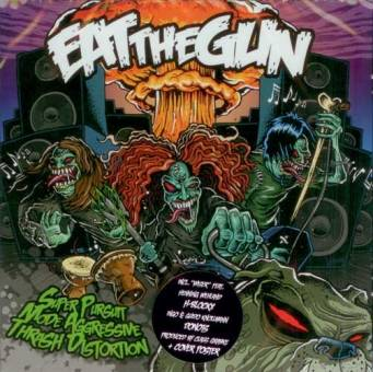 Eat The Gun - Super Pursuit... CD