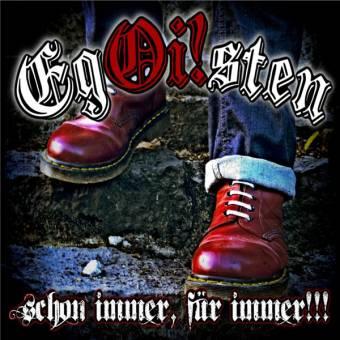 """Egoi!sten """"Schon immer, für immer"""" CD"""