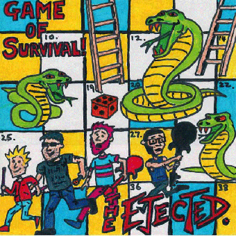 """Ejected, The """"Game of Survival"""" CD"""