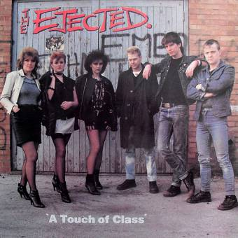 "Ejected, The ""A touch of class"" LP (lim. 200, black)"