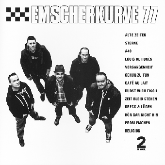"""Emscherkurve 77 """"Zweite Wahl (Demos und anderer Kram) CD"""