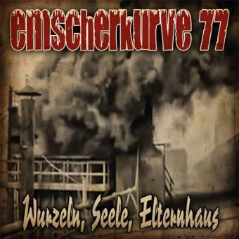 """Emscherkurve 77 """"Wurzeln Seele, Elternhaus"""" EP 7"""" (lim. 133, red)"""