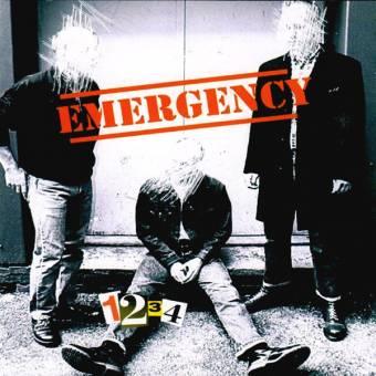 "Emergency ""1-2-3-4"" LP (gatefold, lim. 50, red)"