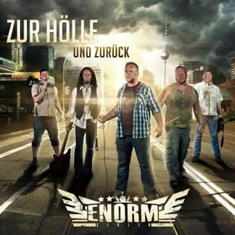 """Enorm """"Zur Hölle und zurück"""" CD (lim. DigiPac)"""