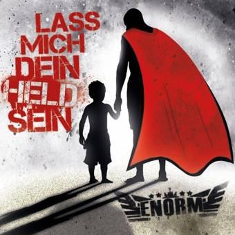 """Enorm """"Lass mich dein Held sein"""" CD (lim. DigiPac)"""
