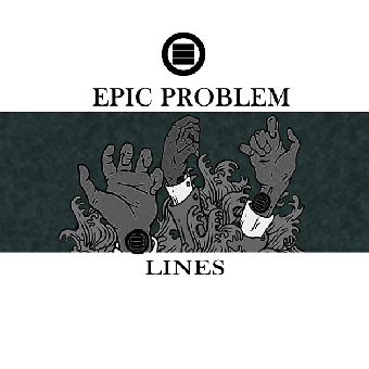 "Epic Problem ""Lines"" EP 7"" (lim. 100, blue)"