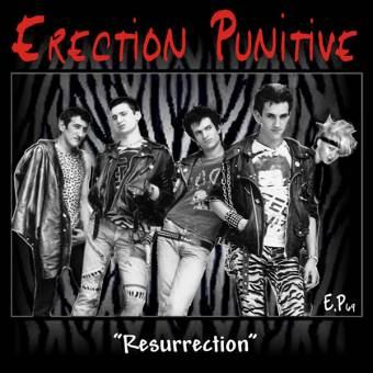 "Erection Punitive ""Resurrection"" CD (lim. 200)"