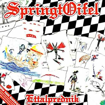 "Springtoifel ""Ettalprednik"" LP + CD"