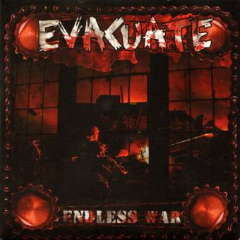 "Evacuate ""Endless War"" EP 7"" (lim. 500)"