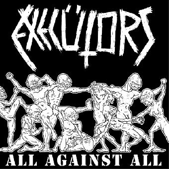 "Execütors ""All Against All"" LP (lim. 400, black)"