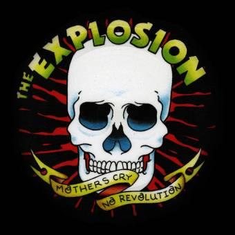 "split Explosions / Street Brats ""same"" EP 7"""