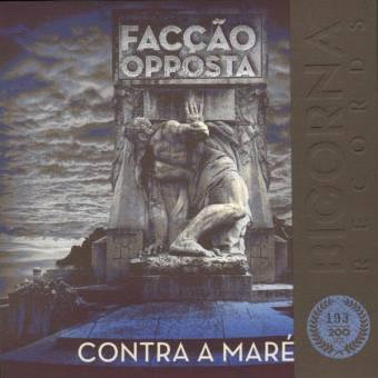 """Faccao Opposta """"Contra A Mare"""" EP 7"""" (lim. 200)"""
