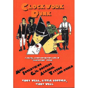 Clockwork Punk #1 Fanzine (RU) (lim. 100, engl.)