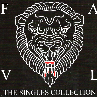 """F.A.V.L. """"The Singles Collection"""" CD"""