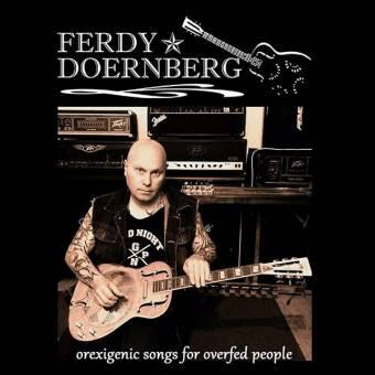 """Ferdy Doernberg """"Orexigenic songs for overfed people"""" CD"""