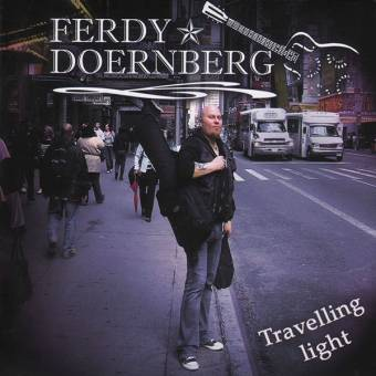 "Ferdy Doernberg ""Traveling Light"" CD"