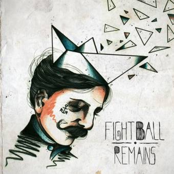 """Fightball """"Remains"""" EP 7"""" (lim. pink)"""