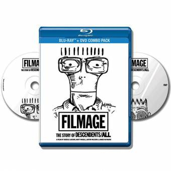 "Descendents ""Filmage"" DVD + Blu Ray"
